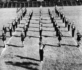 AHS Marching Band of 1963