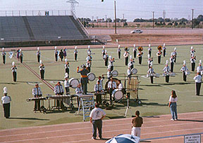 1997 DeSoto Marching Contest